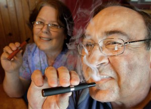 Electronic Cigarettes helped reduce smoking in the UK