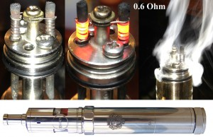 Atomizer preparation